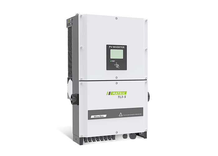 U-30000-50000TL3-(N)S Industrial Grid-Connected Inverter