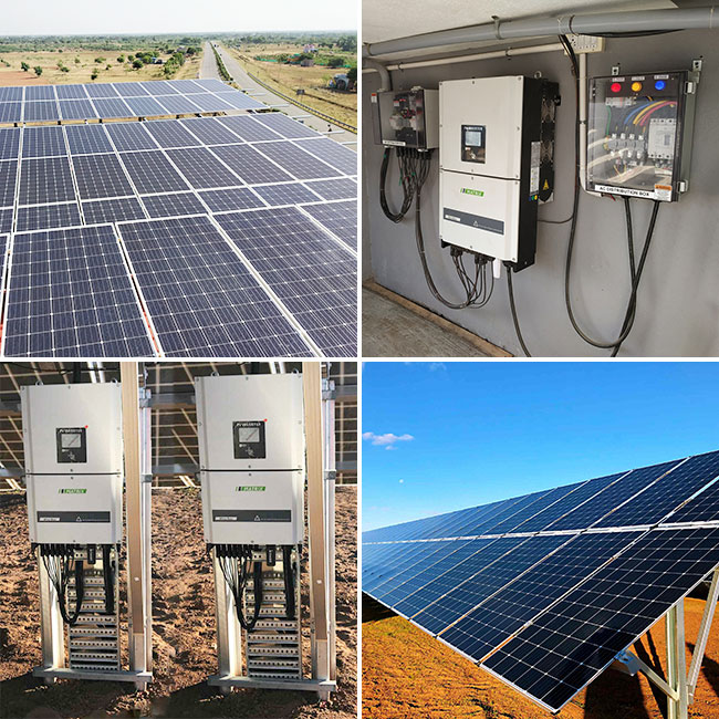 U-30000-50000TL3-(N)S Industrial Grid-Connected Inverter solar Power Systems