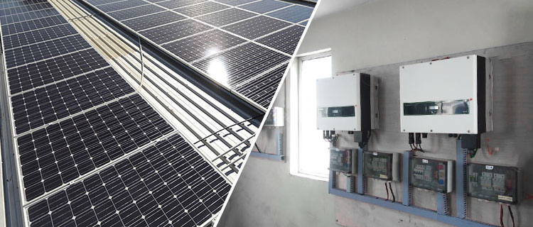 U-3000-6000TL3-S Three-Phase Household Grid-Connected Inverter Solar Grid Power System