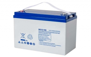 12V series UDG colloid deep cycle lead-acid battery