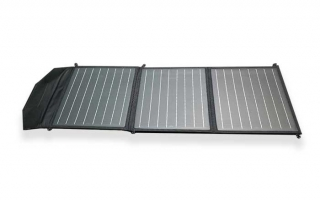 55W-18V monocrystalline silicon solar panel folding package