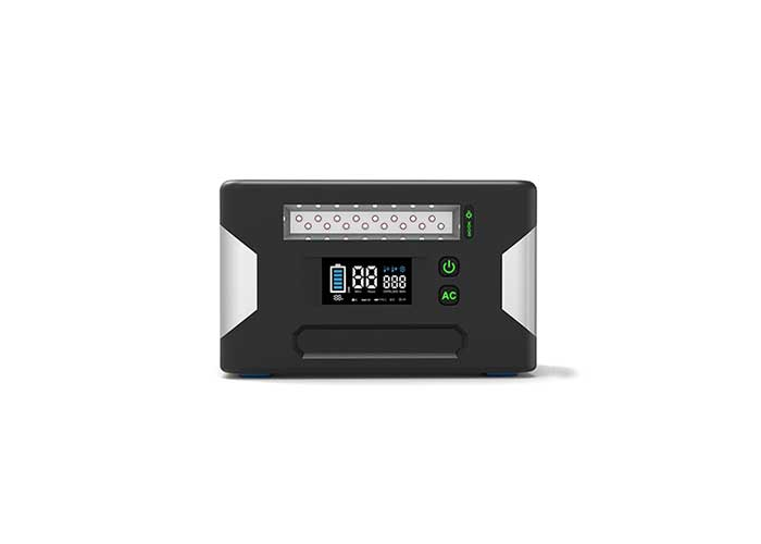 500W-AC-DC multi-function solar portable power supply, mobile power