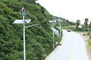 Shenzhen BiLing Wind And Solar Street Lighting System