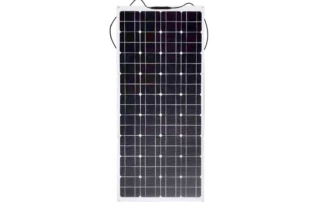 90W-36V Semi-Flexible Solar Panel