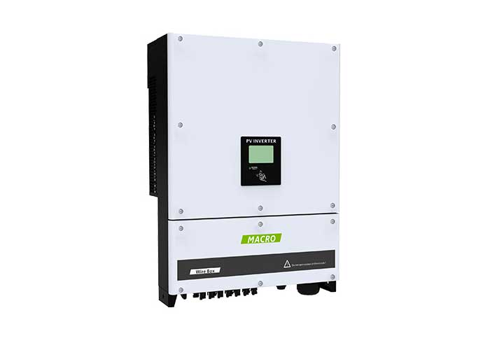 U-50000-60000TL3-HE Industrial Grid-Connected Inverter